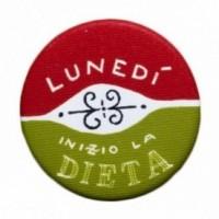 """La Pin de LePalle: pin """"Lunedì inizio la dieta"""""""