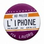 """La Pin de LePalle: pin """"Ho preso l'Iphone perché mi serve per lavoro"""