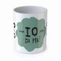 """Mug de l'amour """"Io di più"""", tasse en céramique"""