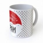 "Mug ""Sarai finito nello spam"", tasse en céramique"