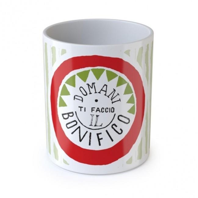 """Mug """"Domani ti faccio il bonifico"""", tasse en céramique"""