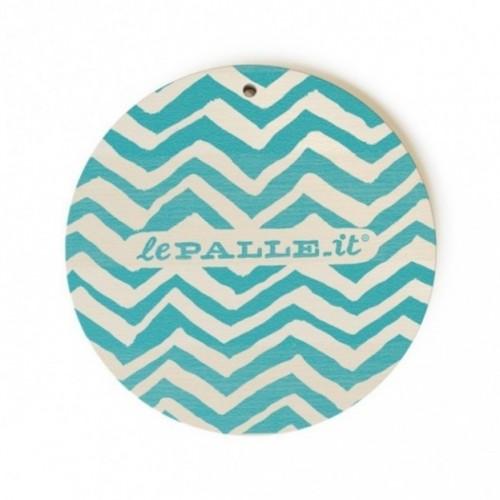 """Monopalla """"prossima volta offro io"""", disco decorativo in legno stampato a colori"""